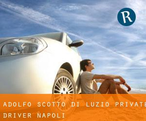 Adolfo Scotto di Luzio Private Driver (Napoli)