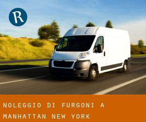 Noleggio di Furgoni a Manhattan (New York)