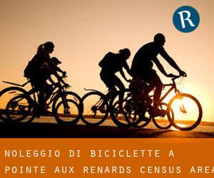 Noleggio di Biciclette a Pointe-aux-Renards (census area)