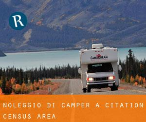 Noleggio di Camper a Citation (census area)