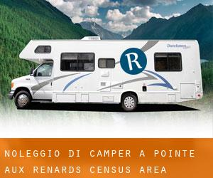 Noleggio di Camper a Pointe-aux-Renards (census area)