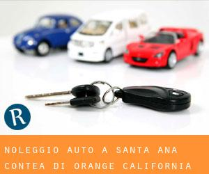 Noleggio auto a Santa Ana (Contea di Orange, California)