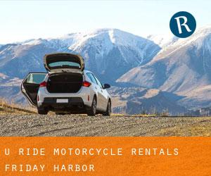 U-Ride Motorcycle Rentals Friday Harbor